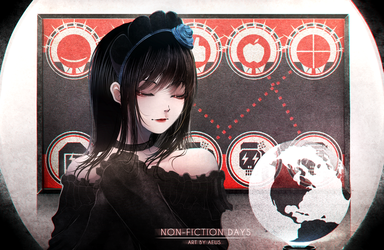 Non-Fiction Days by Aeusthetic