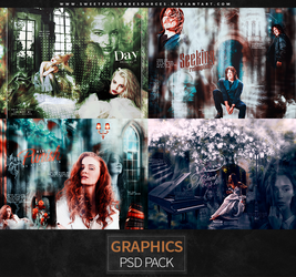 Graphics - PSD Pack by sweetpoisonresources