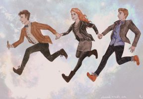 Come along, Ponds! by MiLeSnowflake