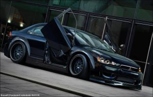 Mitsubishi Lancer GTS by braver-art