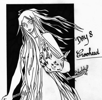 [Inktober] Day 8 - Crooked by Blackstaff14