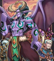 BEST Idiot of Azeroth by Sagas293