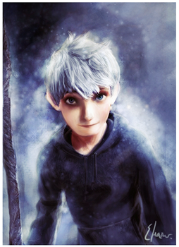 Jack Frost by Yellowtwist
