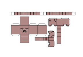 The Binding of Isaac: Gemini Template 1 by optimaxion