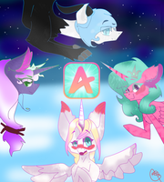 Mlp Launch image by LeopardSwarm