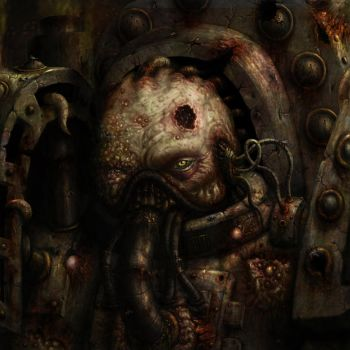 Faces of Heresy: The Death Guard by NickNightshade