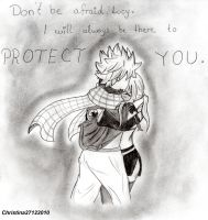 I will protect you by Christina27122010