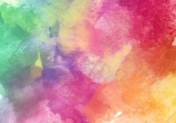 Abstract Colorful Watercolor Texture by Love-Kay