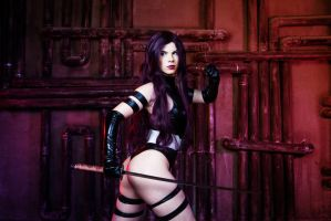Psylocke X-men by Anastasya01