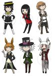 Chibi Pieces by CPT-Elizaye