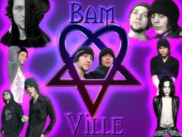 Bam-Ville BG by KriticKilled
