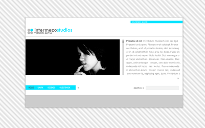 intermezo studios by rasice