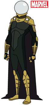 Marvel - Mysterio 2015 by HewyToonmore