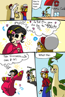 HG Nuzlocke : 32 by SaintsSister47