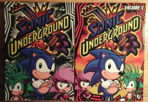 Sonic Underground The Complete Series by JQroxks21
