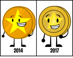 Star Coin Picture Comparison by UltraJacob2016