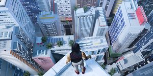 mirror's edge by adelruna