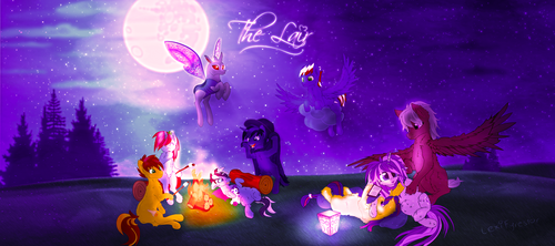 The Lair by LexiFyrestar