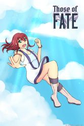Those of Fate Cover by Kuro-Torii