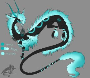 Zodiac Dragon 3 -closed- by Adopt-Critters