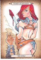 Red Sonja by CliffThomas