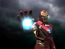 Wicked Ironman.... by MilanPad