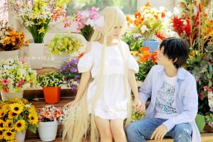 Chobits_Let me be with you by HAN-Kouga