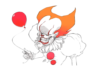 Pennywise 2017 by Tomycase