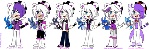 Funtime Freddys by Angel-from-FNaF