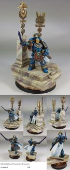 [WH40K] Roboute Guilliman, Primarch by Mineraleater