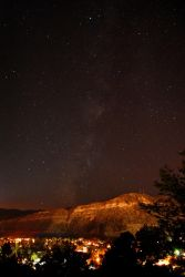 Durango and The Milky Way by InfiniteForests