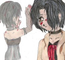 Blood Stained Life by Izzi1313