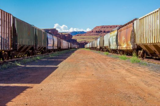 Moab Train by DeadLetterDesign