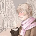 [APH] Cold City - Russia (Art Trade) by TomatoAndLettuce