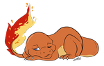 -Pokemon Challenge- Charmander by Godspoison