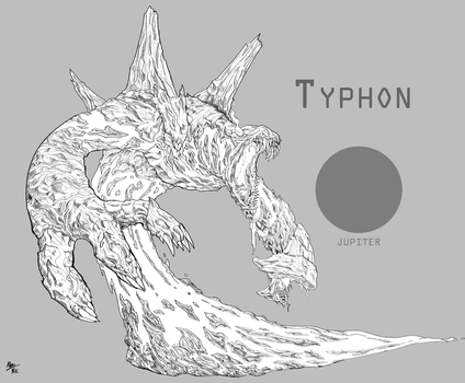 Project Pantheon - Typhon by A3DNazRigar