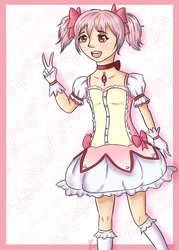 Magical Girl by Rin-luver
