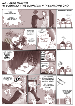 Persona - Swapping Scenes 2 by yumekage
