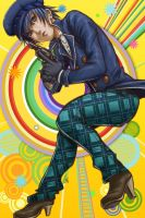 Persona 4 - Naoto by 1-Ace