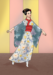 Kimono by ScienceWithSteve