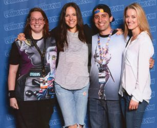 Lost Girl FOUND! Luu and Kara meet Anna and Zoie by ShizNat4EVER