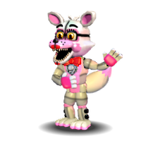 Adventure Funtime Foxy S.L. by TheRealBoredDrawer