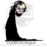 Grima Wormtongue by shoomlah