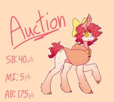 Hood~ MLP OC Adopt Auction! (Open) by Person8149