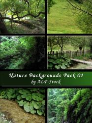 Nature BGs Pack 01 by ALP-Stock