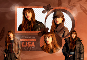 PNG PACK: Lisa #2 by Hallyumi
