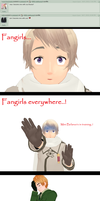 Ask Russia: Question16 - FANGIRLS EVERYWHERE by MMD-AskRussia