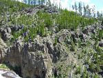 Yellowstone-Cliff by Trisaw1