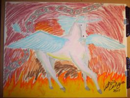 The Last Winged Unicorn by Merlenyn