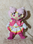 :Sailor Moon: Chibiusa Plush [commission] by pinsnneedlesshop